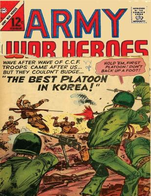 Army War Heroes Volume 18: history comic books, comic book, ww2 historical fiction, wwii comic, Army War Heroes