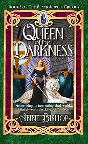 Queen of the Darkness (The Black Jewels, #3)