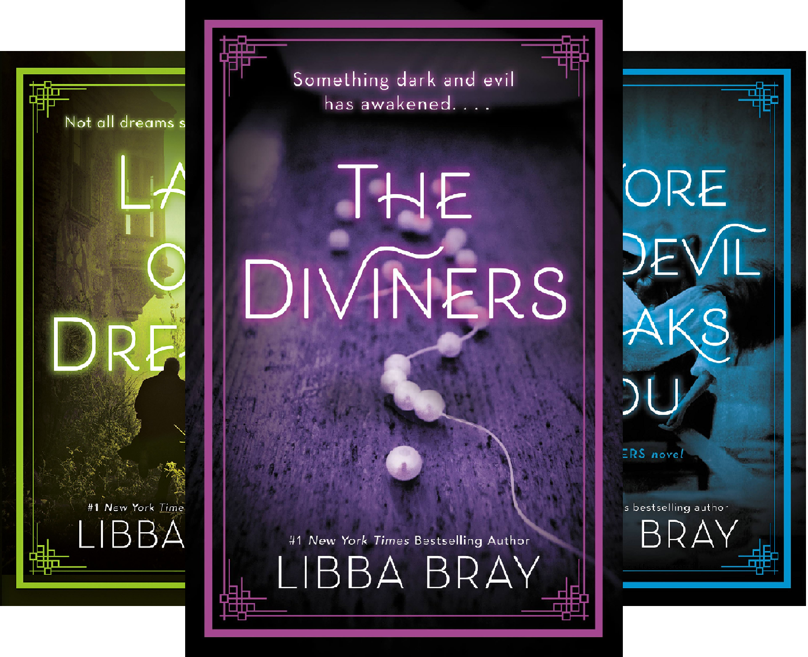 The Diviners (4 Book Series)