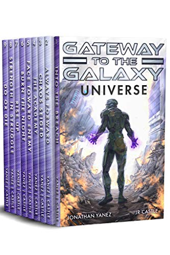 Gateway to the Galaxy Universe: The Complete Military Space Opera Series (Books 1 - 9)