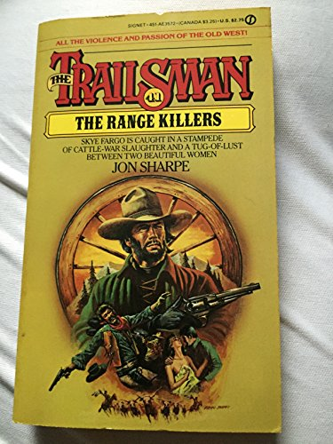 The Range Killers (The Trailsman #41)
