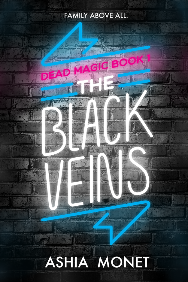 The Black Veins (Dead Magic #1)