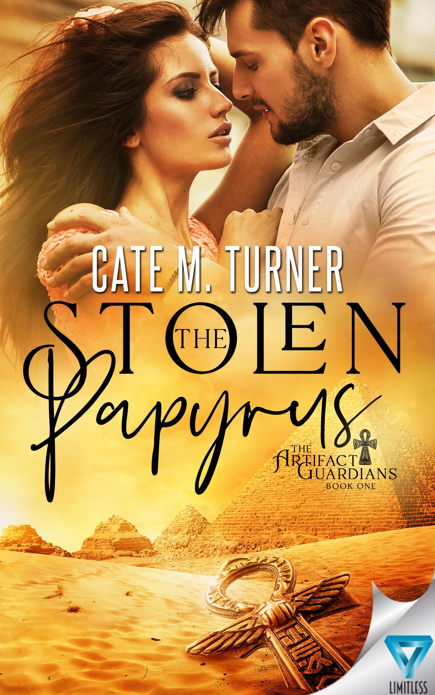 The Stolen Papyrus (The Artifact Guardians, #1)