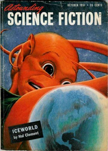 Astounding Science Fiction October 1951, Vol. 48, no. 2