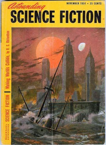Astounding Science Fiction November 1951, Vol. 48, No. 3