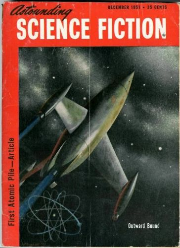 Astounding Science Fiction December 1951, Vol. 48, No. 4