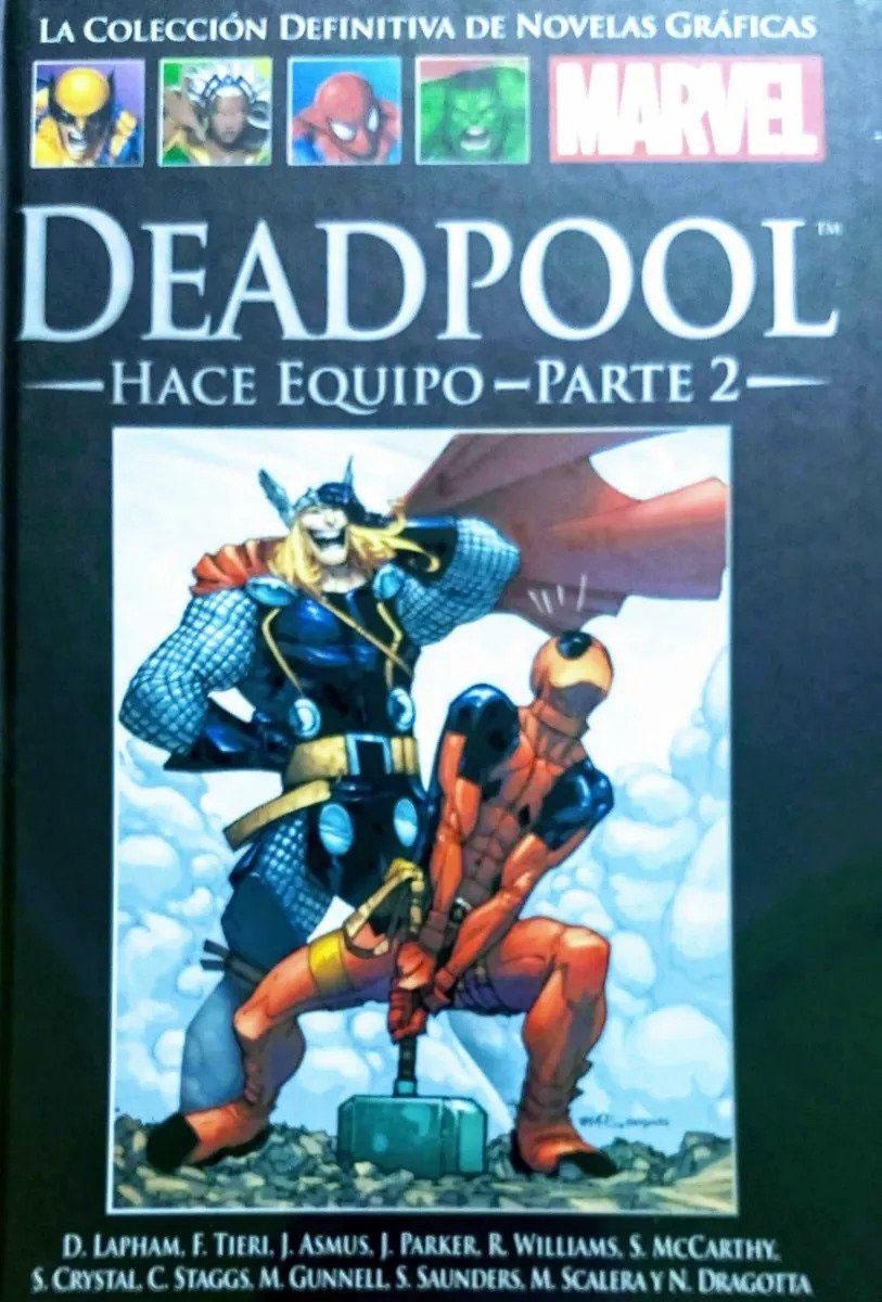 Deadpool: Hace Equipo (Parte 2)