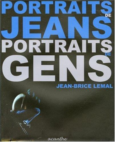 portraits de jeans, portraits de gens