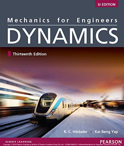 Mechanics for Engineers: Dynamics SI (Custom Edition eBook)