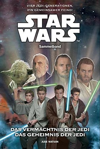 Star Wars, Sammelband: Das Vermächtnis der Jedi / Das Geheimnis der Jedi