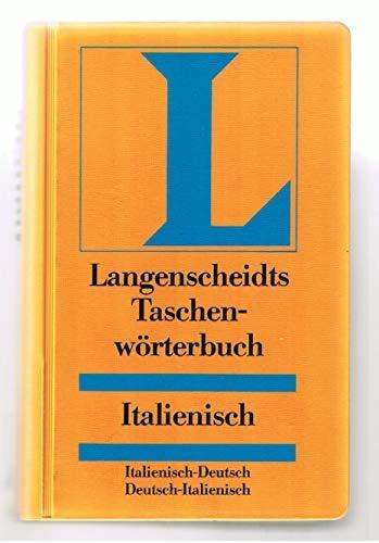 Italienisch   Deutsch / Deutsch   Italienisch. Taschenwörterbuch