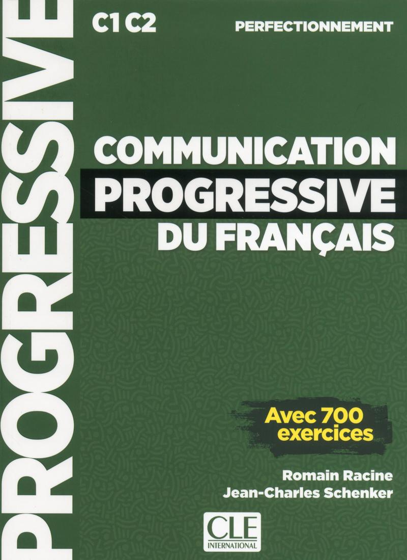 Communication progressive du français des affaires - C1 C2 - Perfectionnement: avec 700 exercices - 1 CD audio MP3