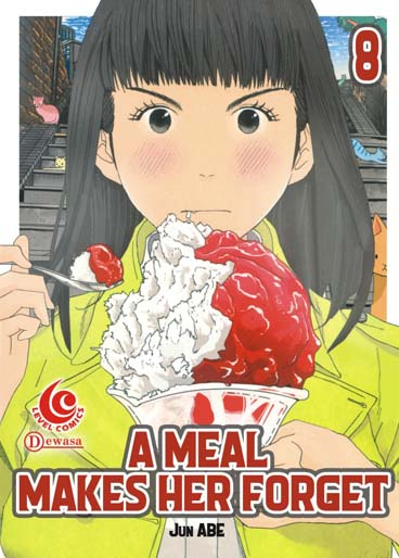 A Meal Makes Her Forget Vol. 8