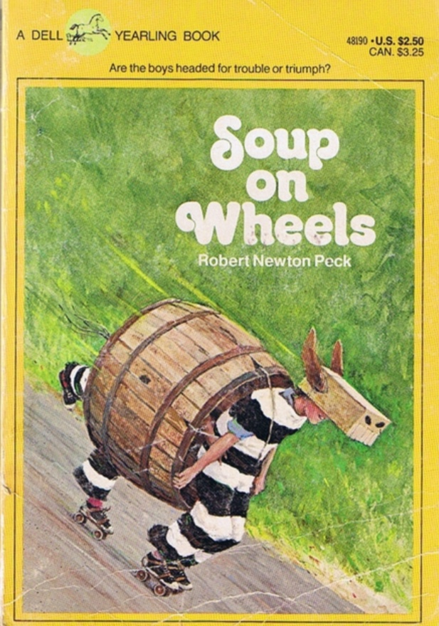 Soup on Wheels (Soup, #5)