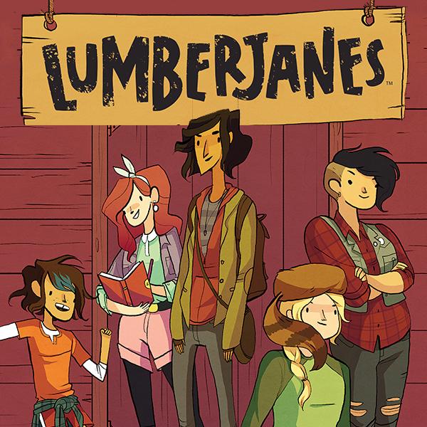 Lumberjanes (Issues) (50 Book Series)