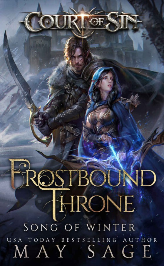 Frostbound Throne: Song of Winter (Court of Sin #2)