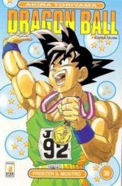 Dragon Ball #38 Freezer il Mostro