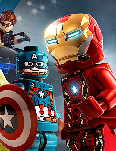Funny memes : Lego Marvel Avengers - The Ultimate Funny and Joke Book 2019
