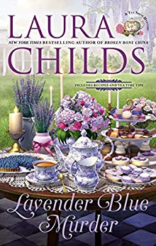 Lavender Blue Murder (A Tea Shop Mystery #21)