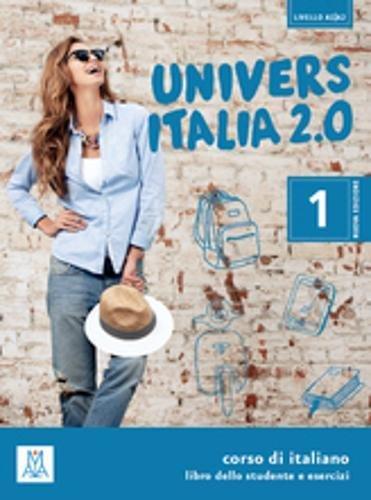 UniversItalia 2.0: Libro dello studente e esercizi + CD (2) 1