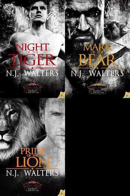 Hades' Carnival Series Books 1-3