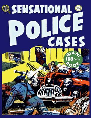 Sensational Police Cases: GIANT 100 page Book