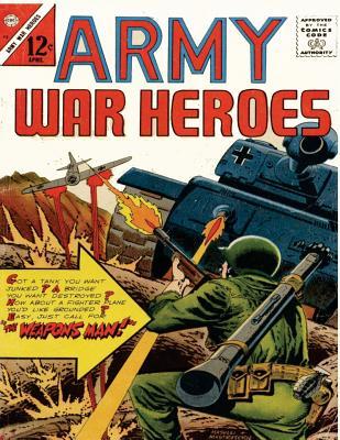 Army War Heroes Volume 13: history comic books, comic book, ww2 historical fiction, wwii comic, Army War Heroes