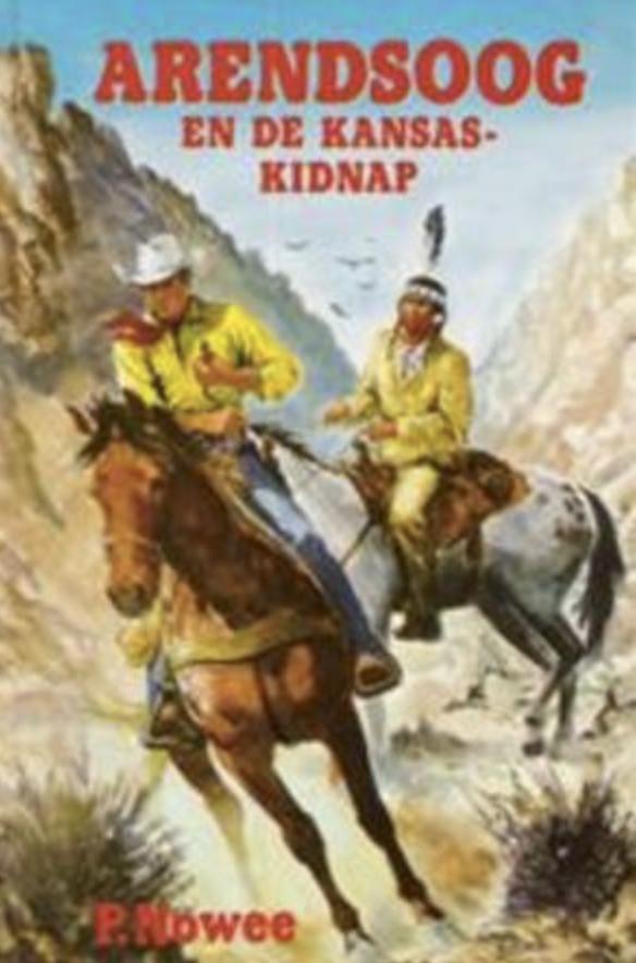 Arendsoog en de Kansas Kidnap (Arendsoog #56)