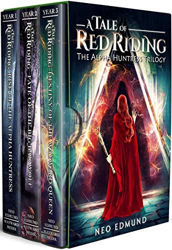 The Red Riding Alpha Huntress Chronicles: A Reverse Harem Urban Fantasy Adventure
