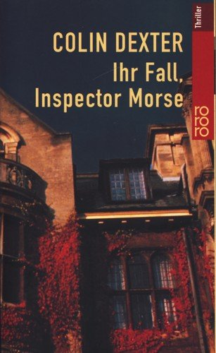 Ihr Fall, Inspector Morse (Fiction, Poetry and Drama)