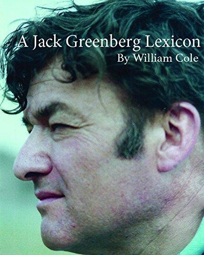 A Jack Greenberg Lexicon