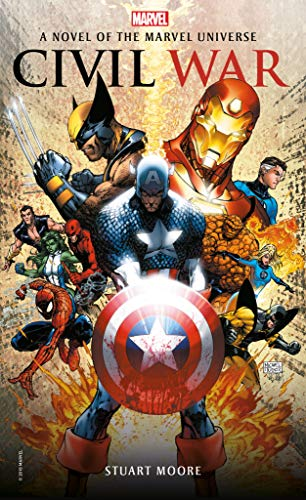 Marvel Novels - Civil War