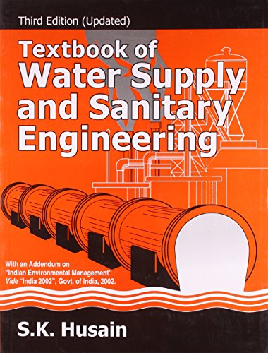 Textbook of Water Supply and Sanitary Engineering