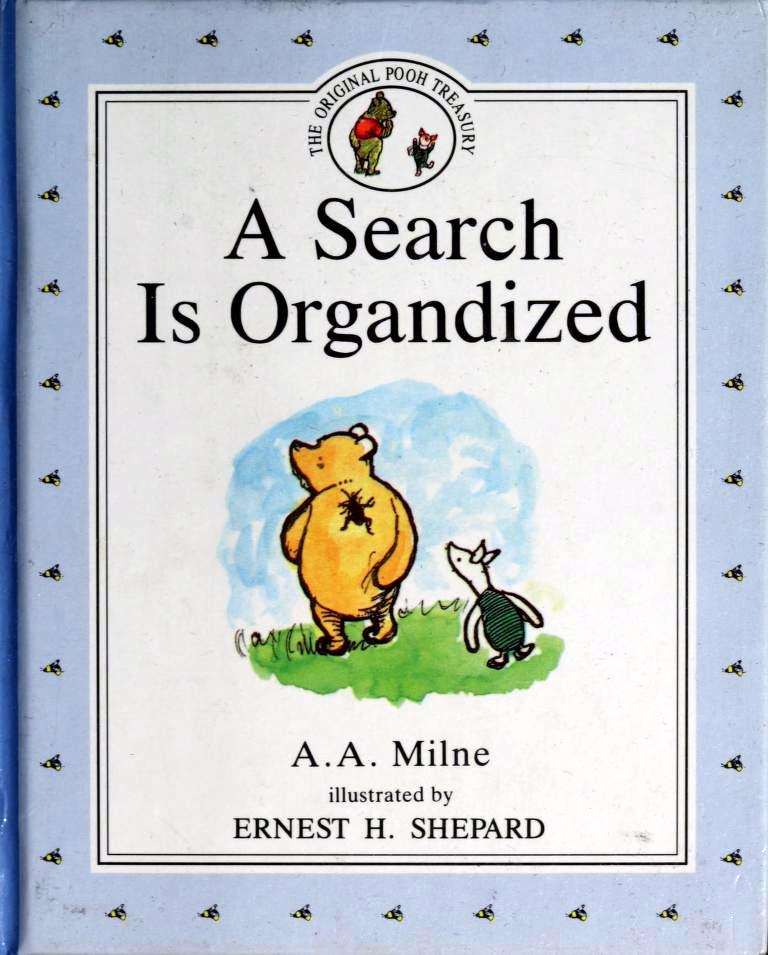 A Search Is Organdized