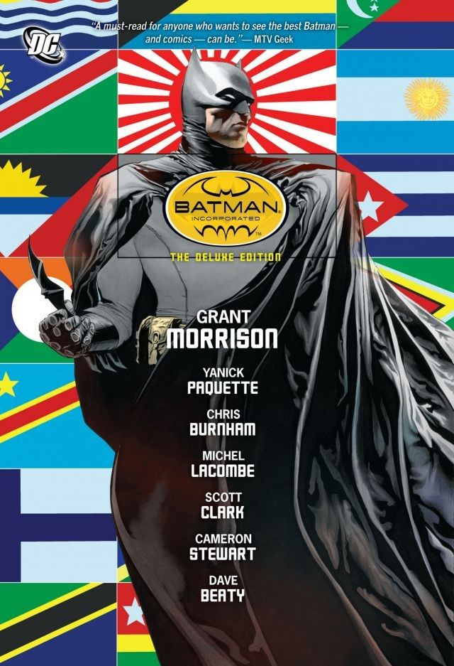 Batman Incorporated: The Deluxe Edition