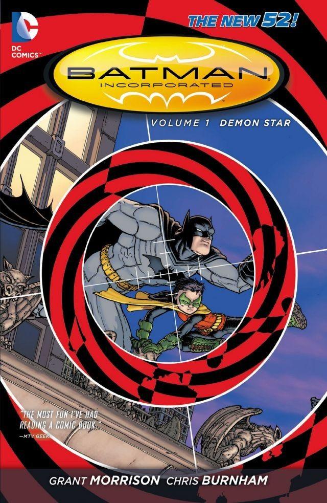 Batman Incorporated, Volume 1: Demon Star