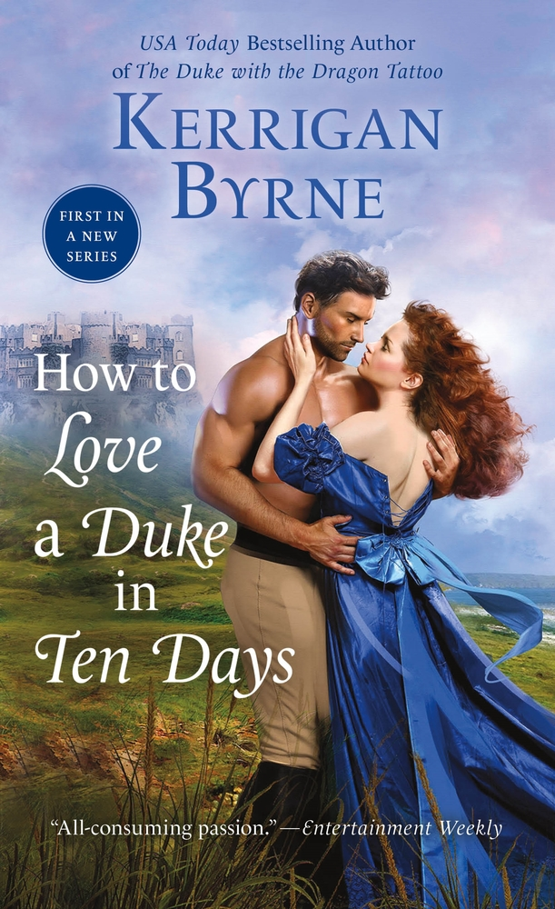 How to Love a Duke in Ten Days (The Devil You Know, #1)