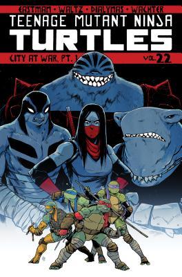 Teenage Mutant Ninja Turtles, Volume 22: City at War, Pt. 1
