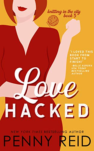 Love Hacked (Knitting in the City, #3)