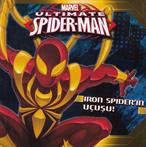 Marvel Ultimate Spider-Man Iron Spider'in Ucusu!