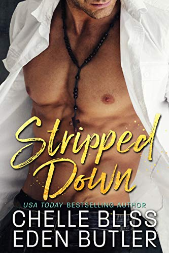 Stripped Down (Nailed Down, #4)
