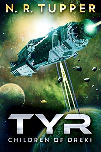 TYR (Children of Dreki, #1)