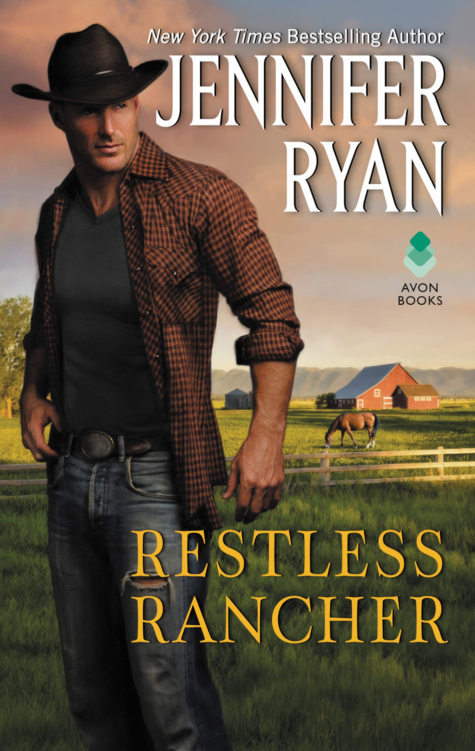 Restless Rancher (Wild Rose Ranch #2)