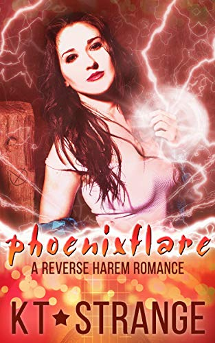 Phoenixflare (The Rogue Witch, #6)