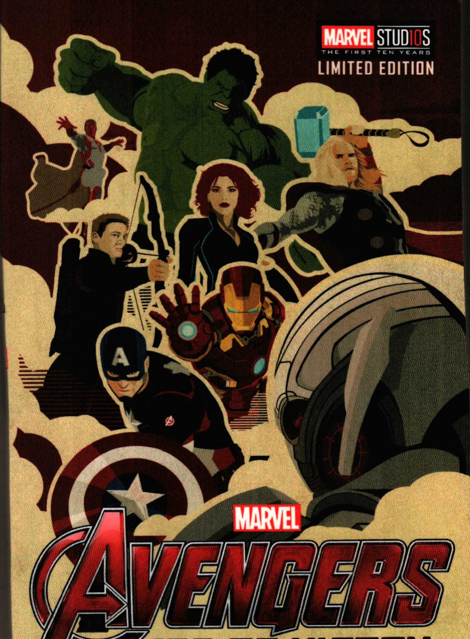 Marvel Avengers Limited Edition