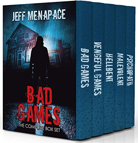 Bad Games: The Complete Series (Books 1-5)