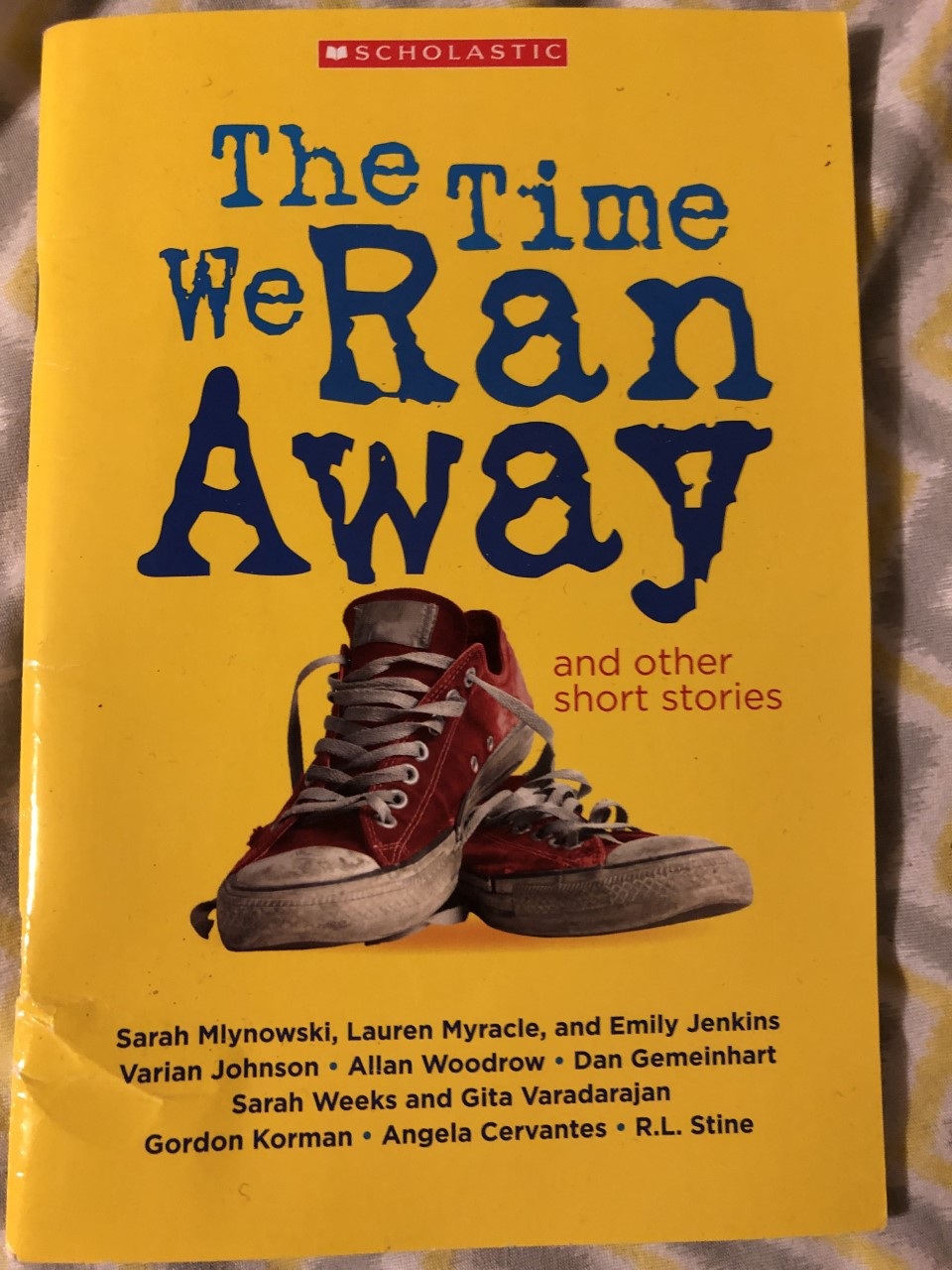 The Time We Ran Away and Other Short Stories