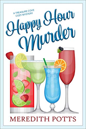 Happy Hour Murder (Daley Buzz Mystery #27)