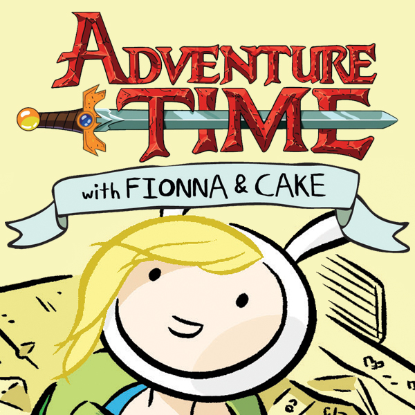 Adventure Time: Fionna & Cake (Issues) (6 Book Series)