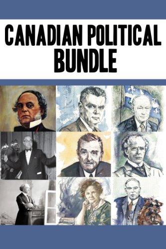 Canadian Political Bundle: Nellie McClung / William Lyon Mackenzie King / John Diefenbaker/ René Lévesque / Maurice Duplessis / James Douglas / John A. ... / Wilfrid Laurier